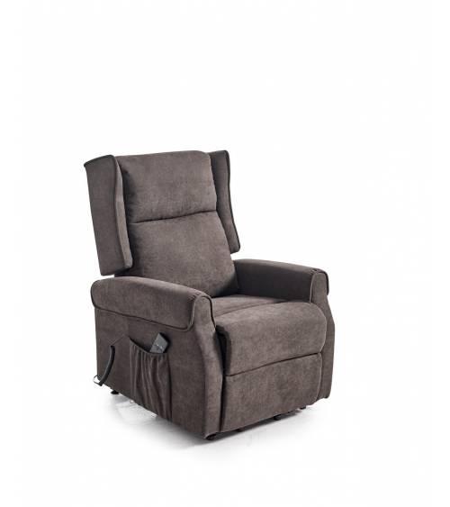 Butaca, sillón Relax, MILÁN, Sistema reclinable y Levanta-Personas