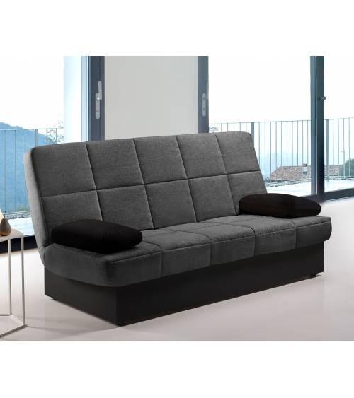 Sofa cama ARC clic clac desenfundable con arcón 2 plazas